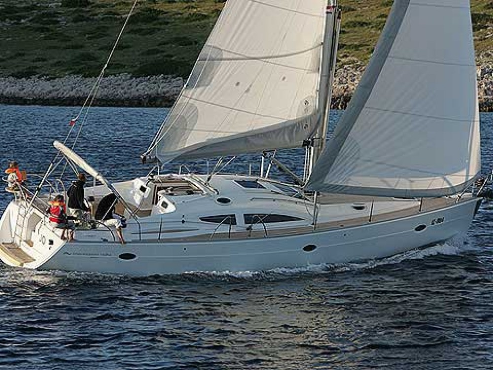 Hire Sailboat with or without skipper Elan Unity