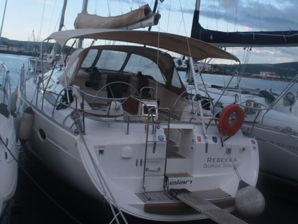 Rental yacht Unity - Elan Elan 434 on SamBoat