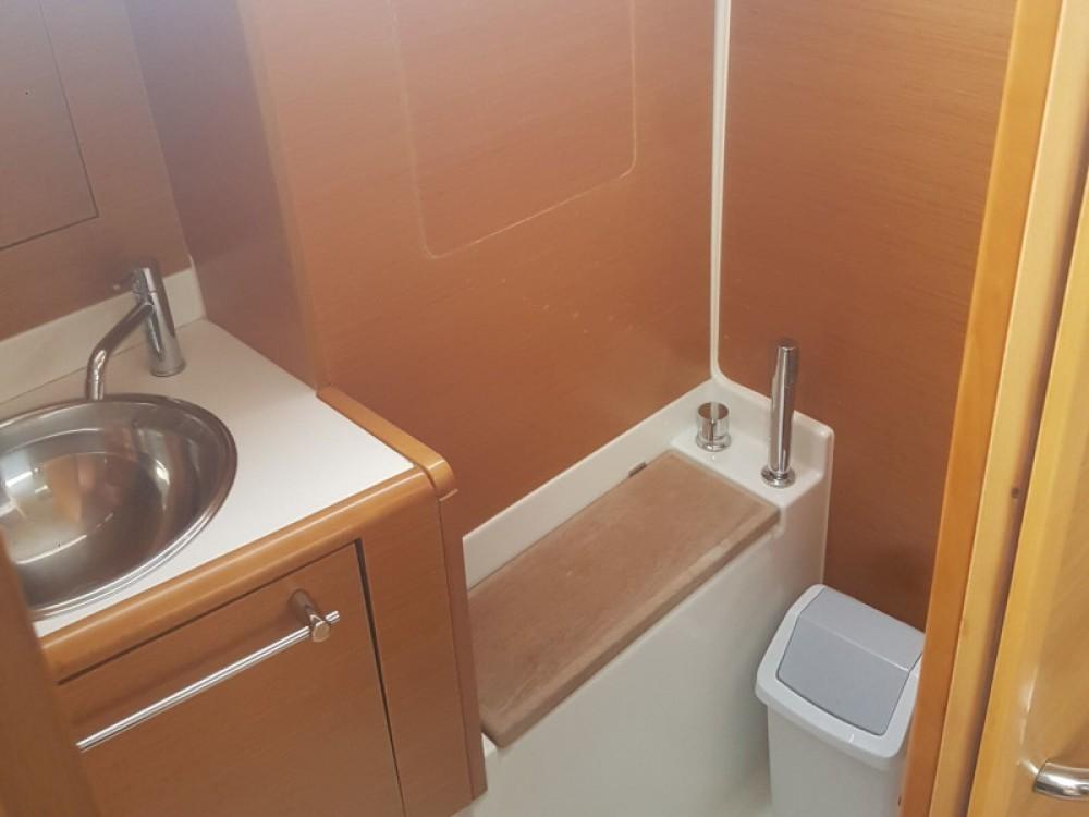Boat rental Unity cheap Sun Odyssey 439