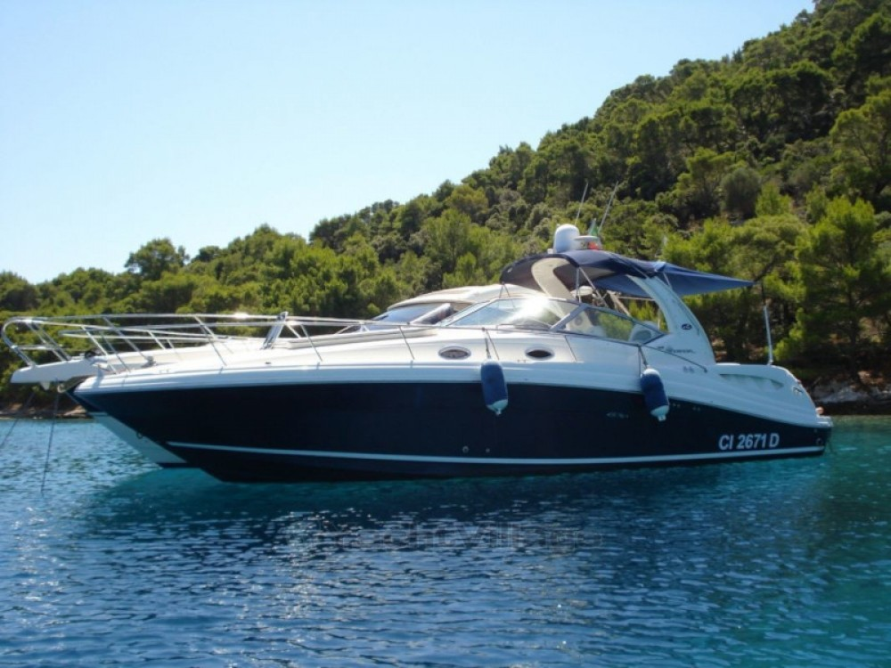Motor boat for rent Tivat at the best price