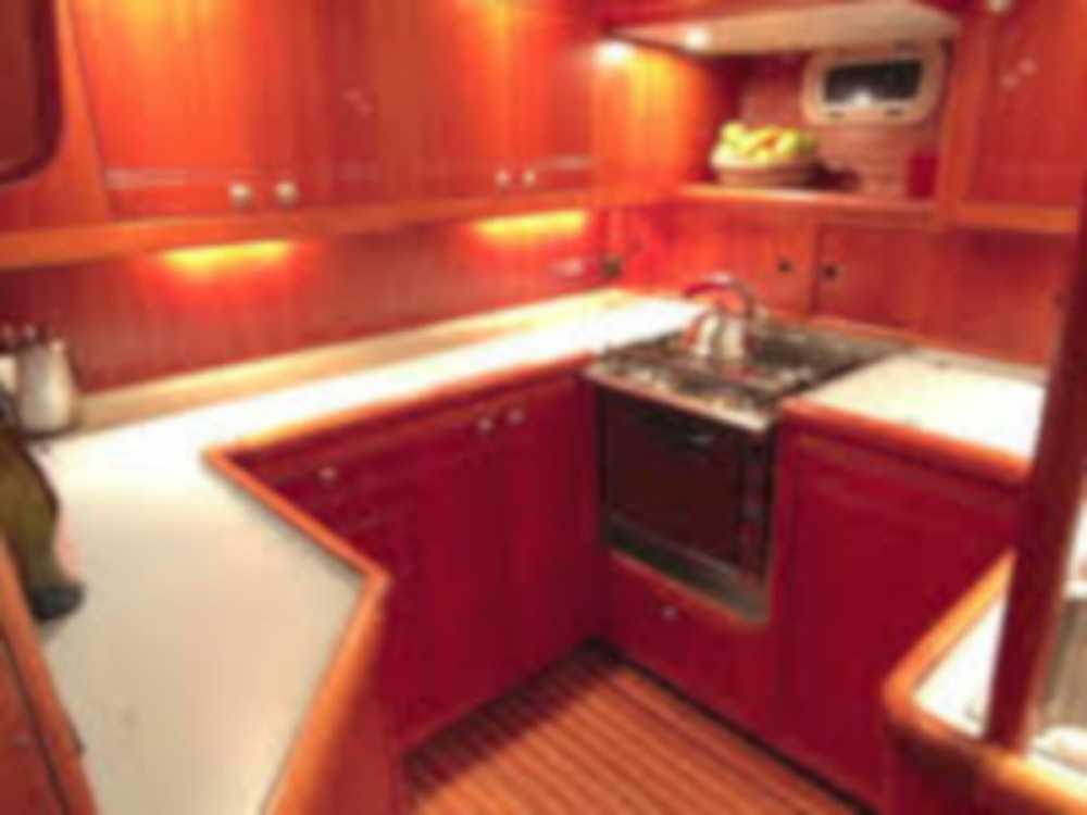 Rental Sailboat in Stockholm -  Farr 60