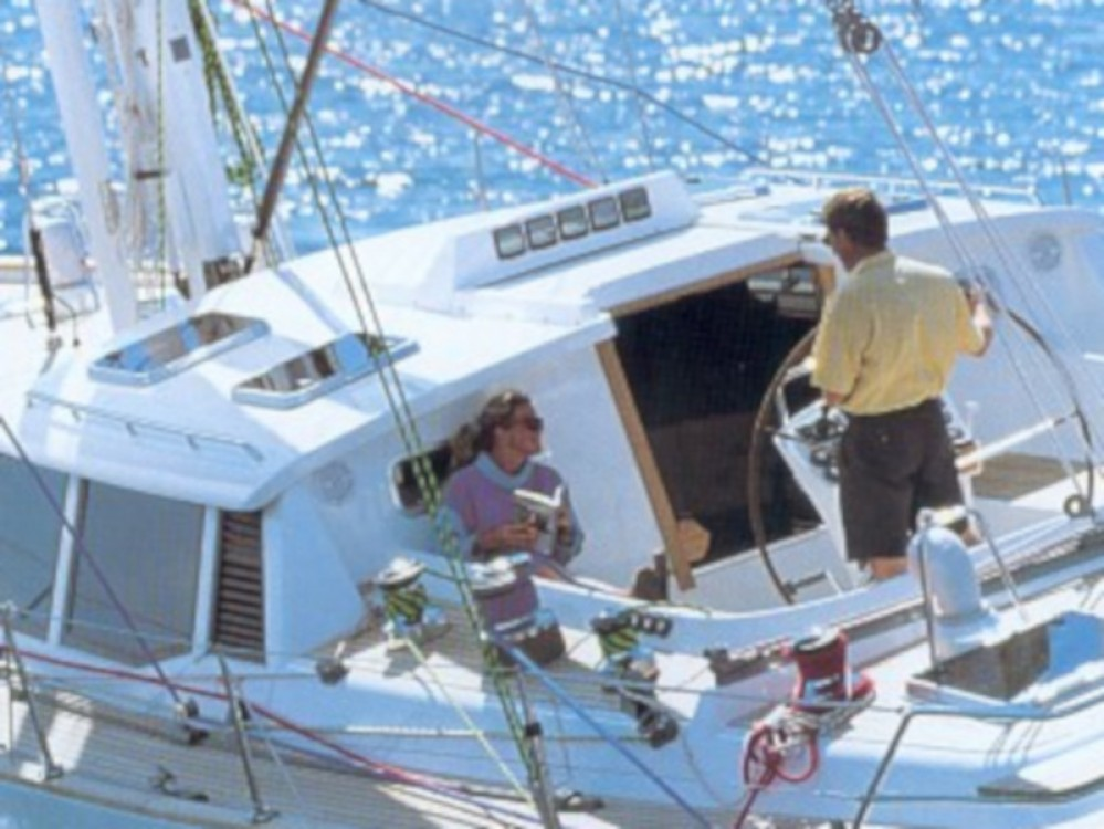 Hire Sailboat with or without skipper  Stockholm