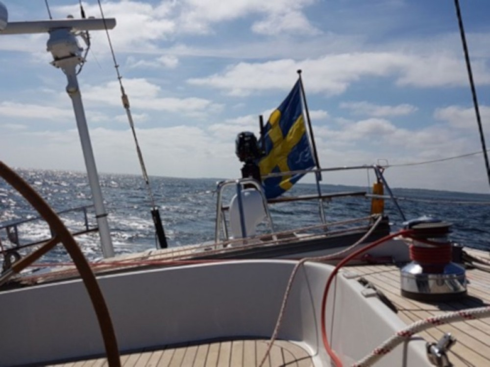 Farr 60 between personal and professional Stockholm