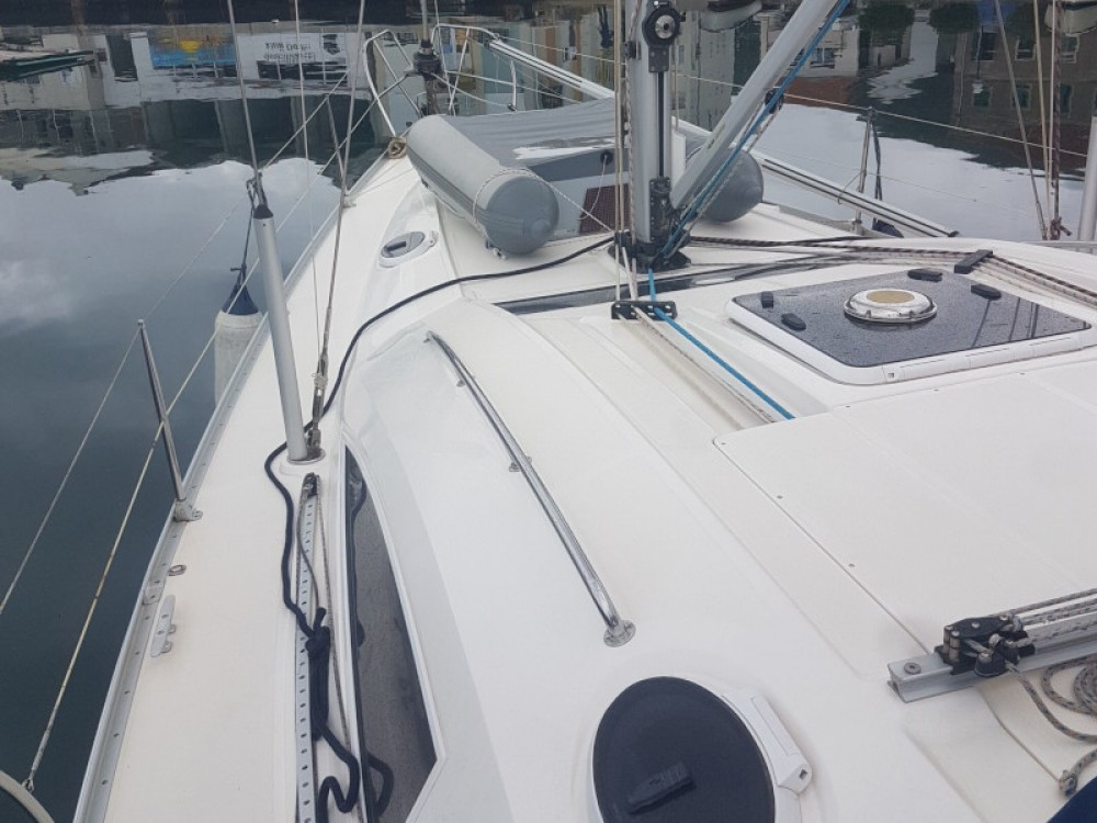 Boat rental Unity cheap Elan 434 Impression