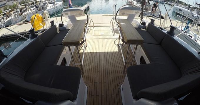 Boat rental Šibenik cheap Hanse 508