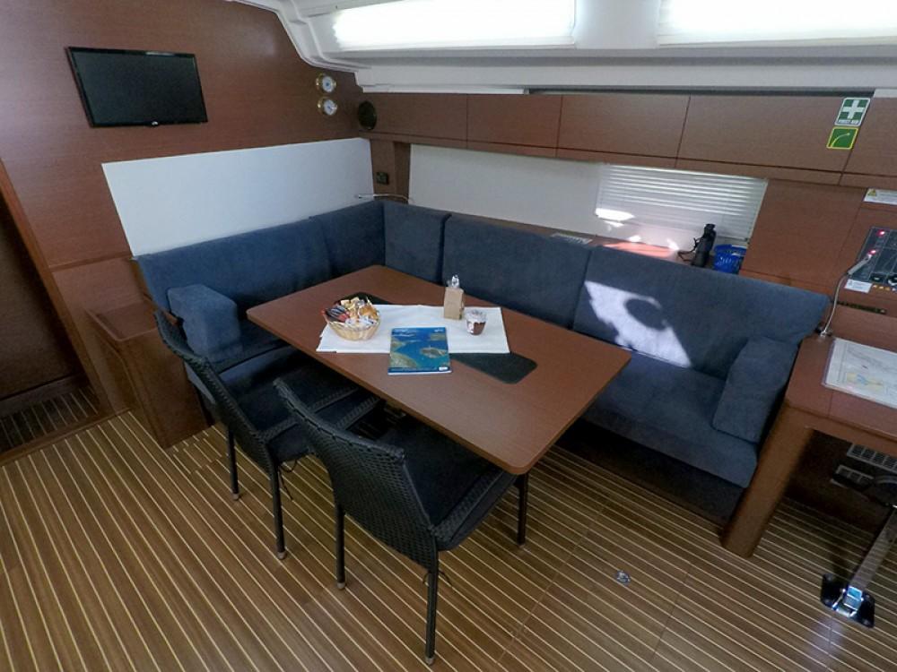 Boat rental Hanse Hanse 508 in  on Samboat