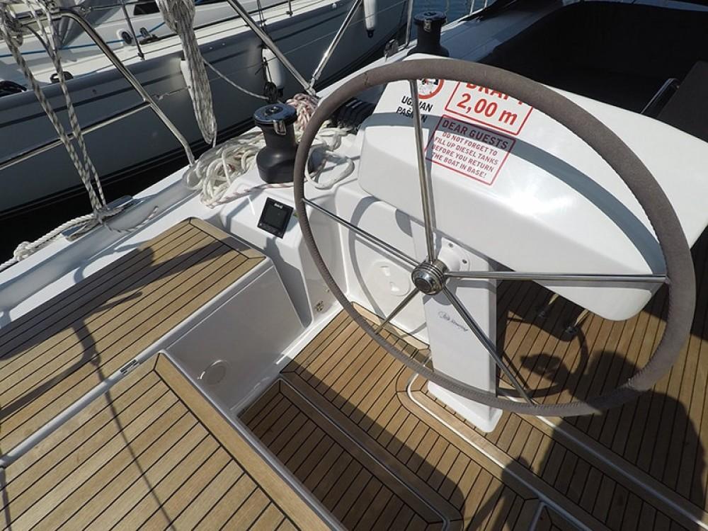 Rental Sailboat in  - Hanse Hanse 508