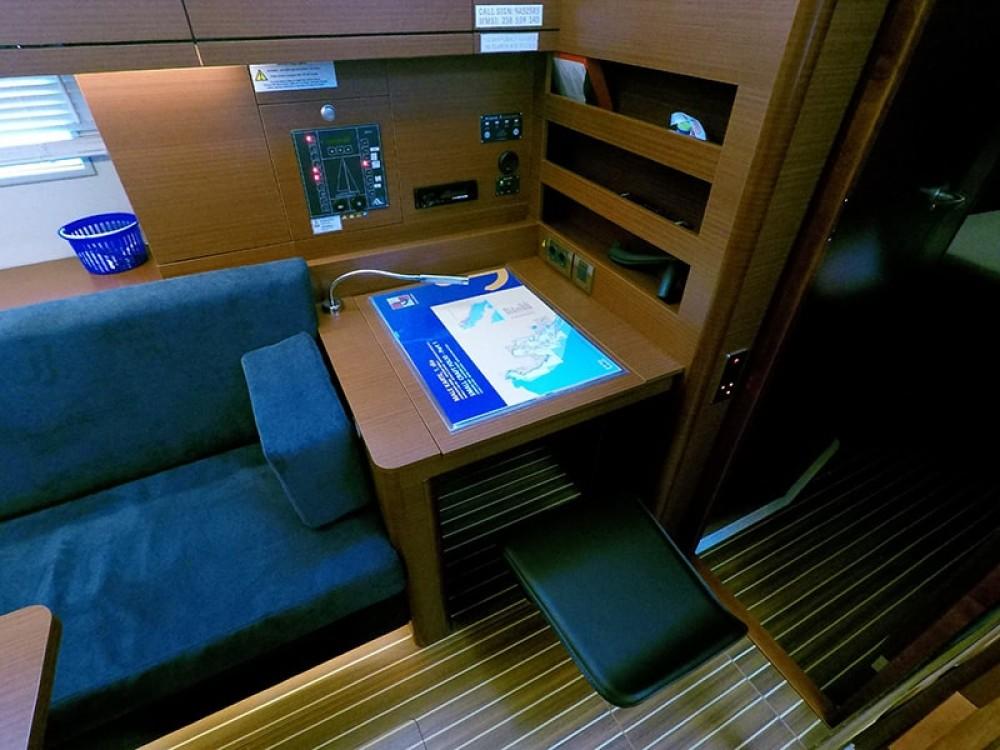 Rental yacht  - Hanse Hanse 508 on SamBoat