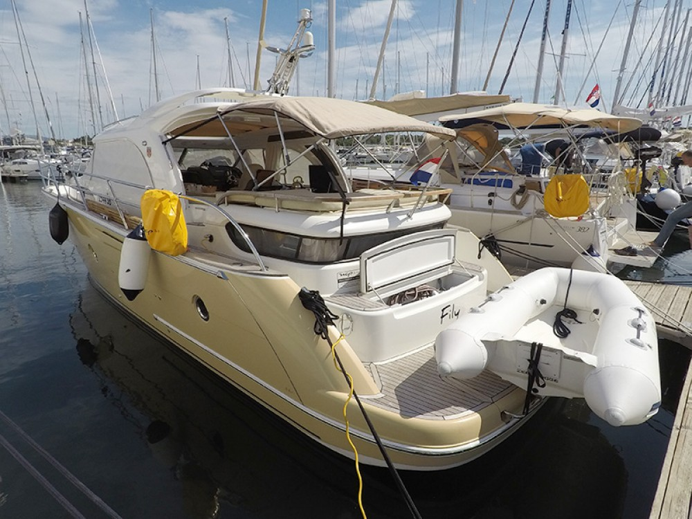 Marex Marex 370 ACC between personal and professional Sebenico