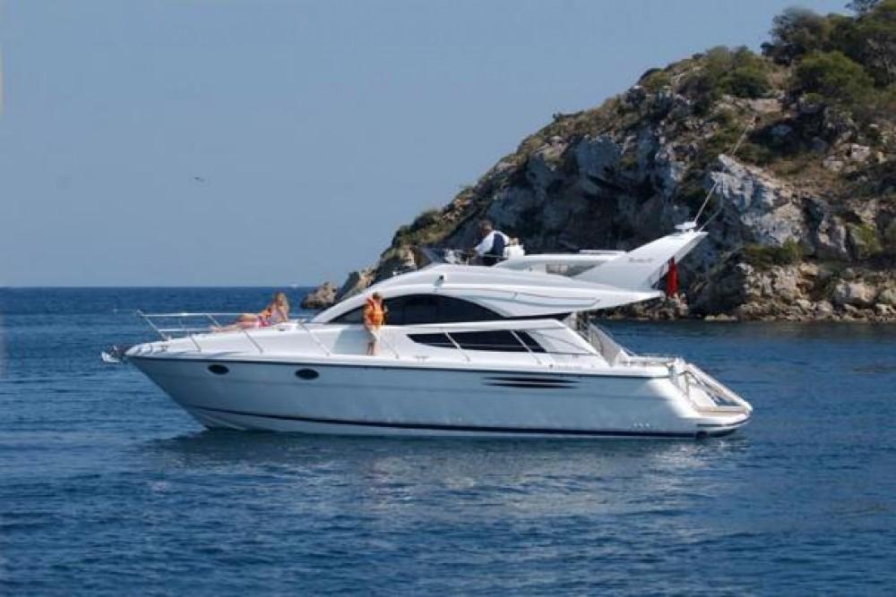 Boat rental Šibenik cheap Fairline Phantom 40