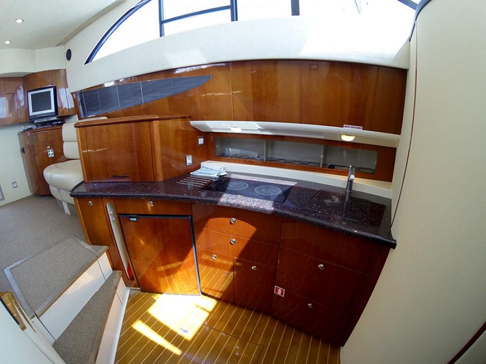 Rental Motorboat in Šibenik - Fairline Fairline Phantom 40