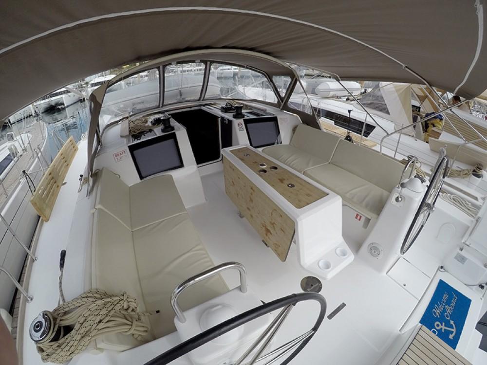 Rental Sailboat in Šibenik - Dufour Dufour 460 4 cab