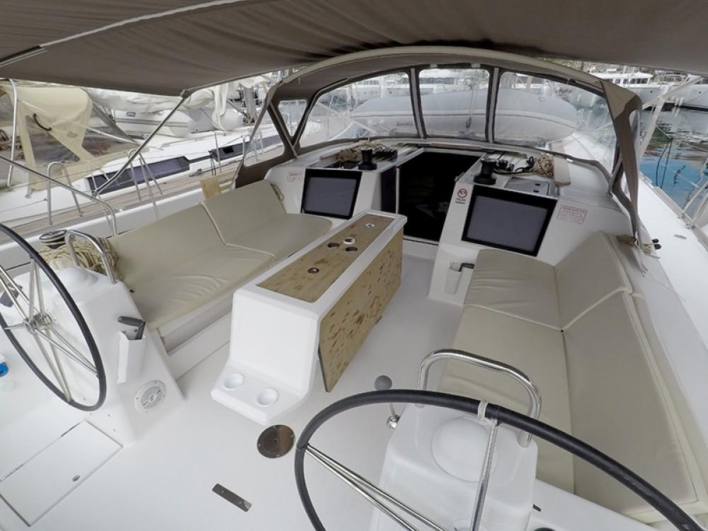 Boat rental Šibenik cheap Dufour 460 4 cab
