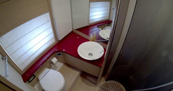 Boat rental Šibenik cheap Sessa C52
