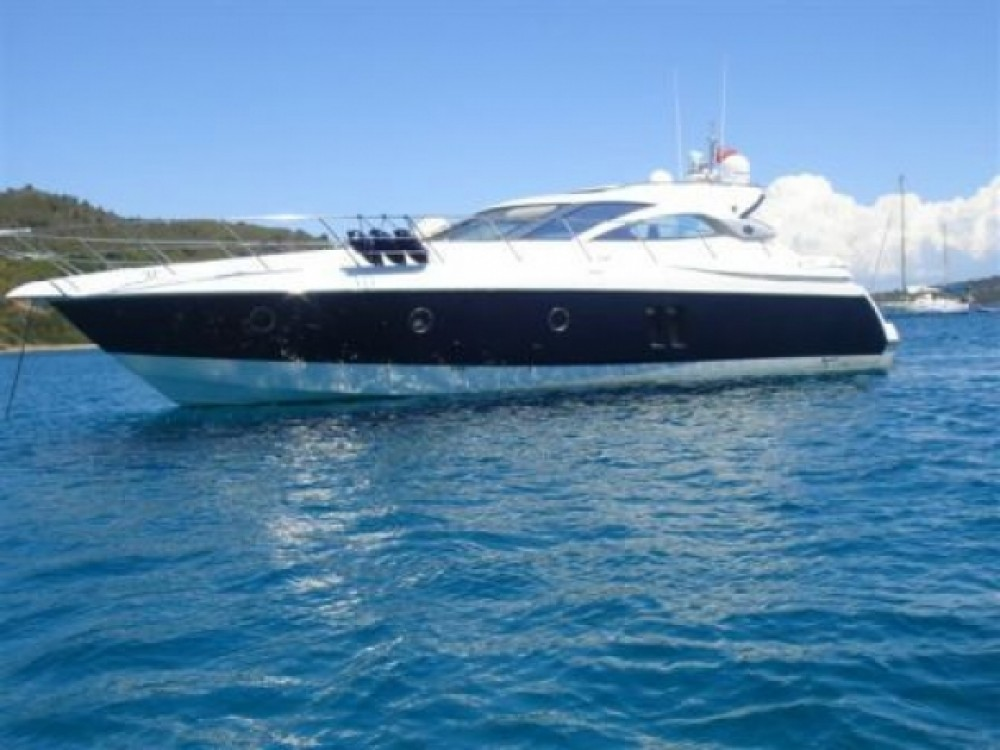 Rental Motorboat in Šibenik - SESSA Sessa C52