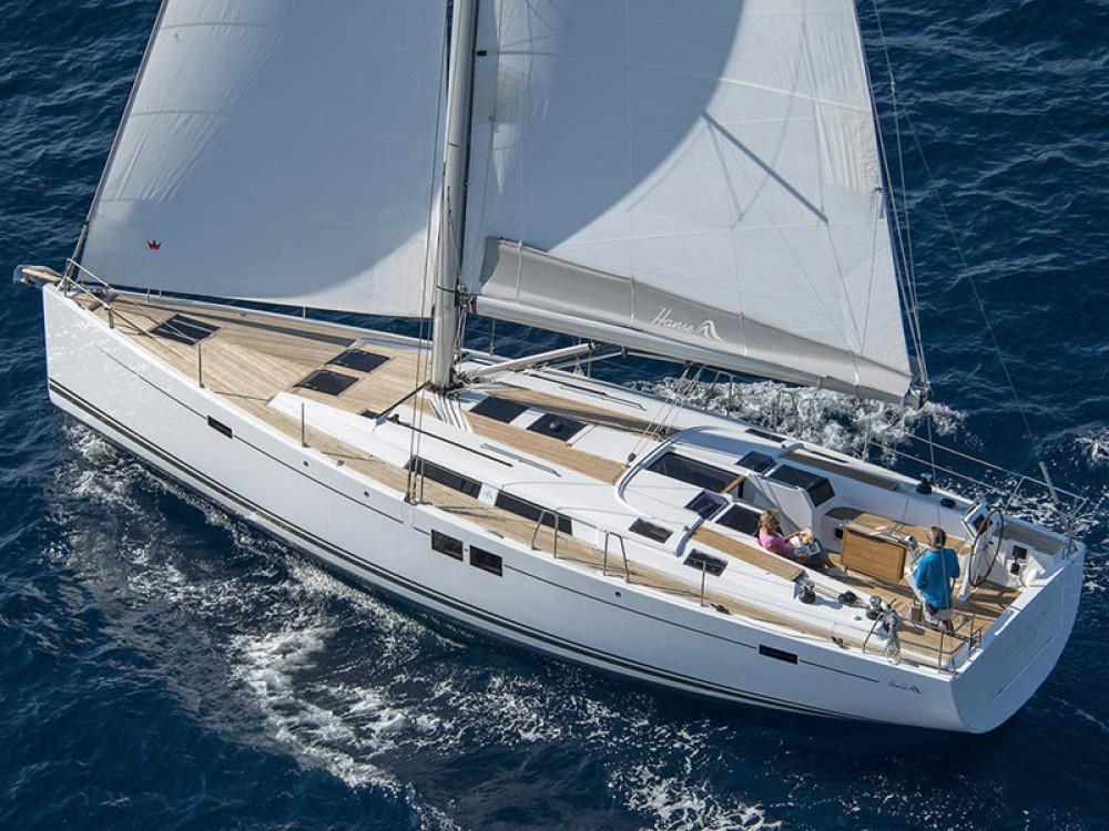 Sailboat for rent Šibenik at the best price