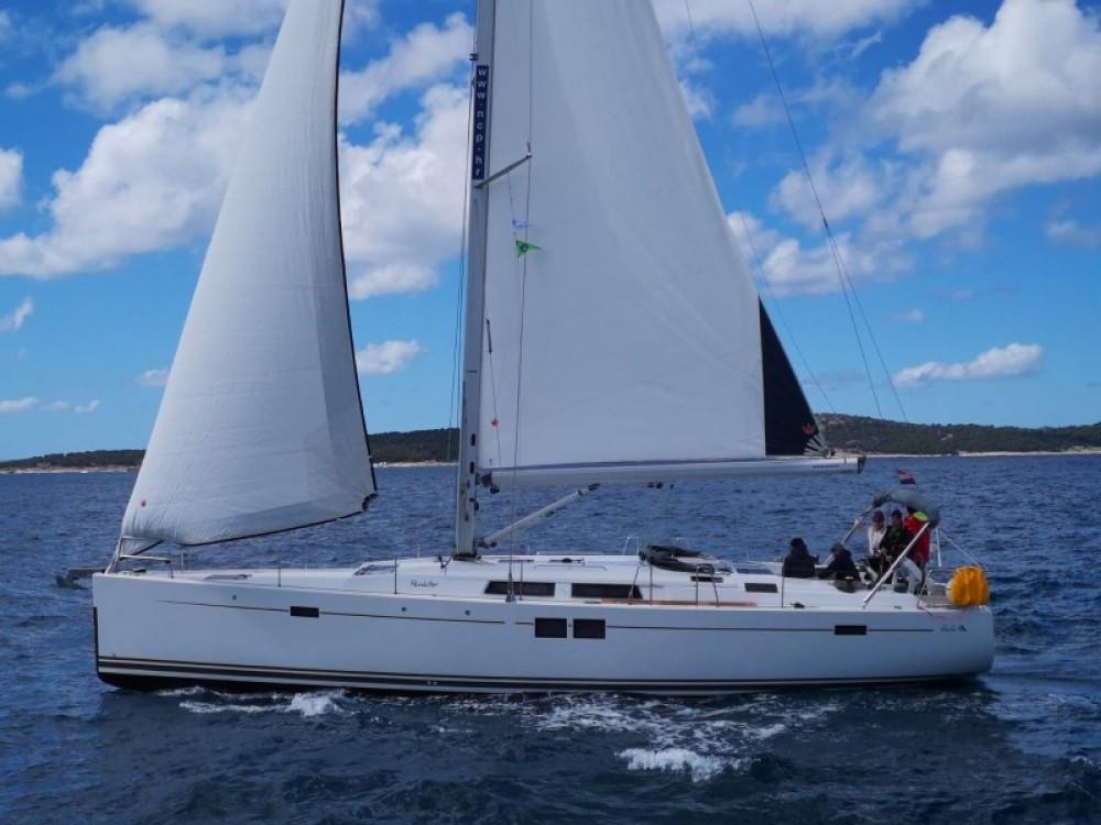 Rental Sailboat in Šibenik - Hanse Hanse 505