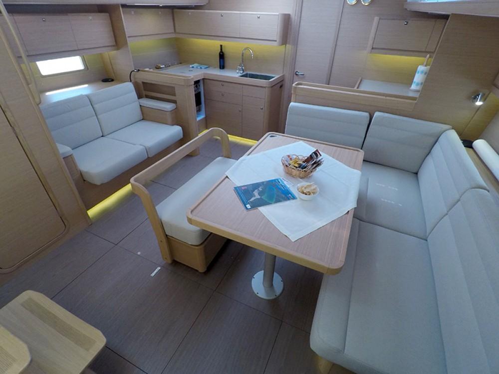 Rental Sailboat in Šibenik - Dufour Dufour 460 GL 3 cab