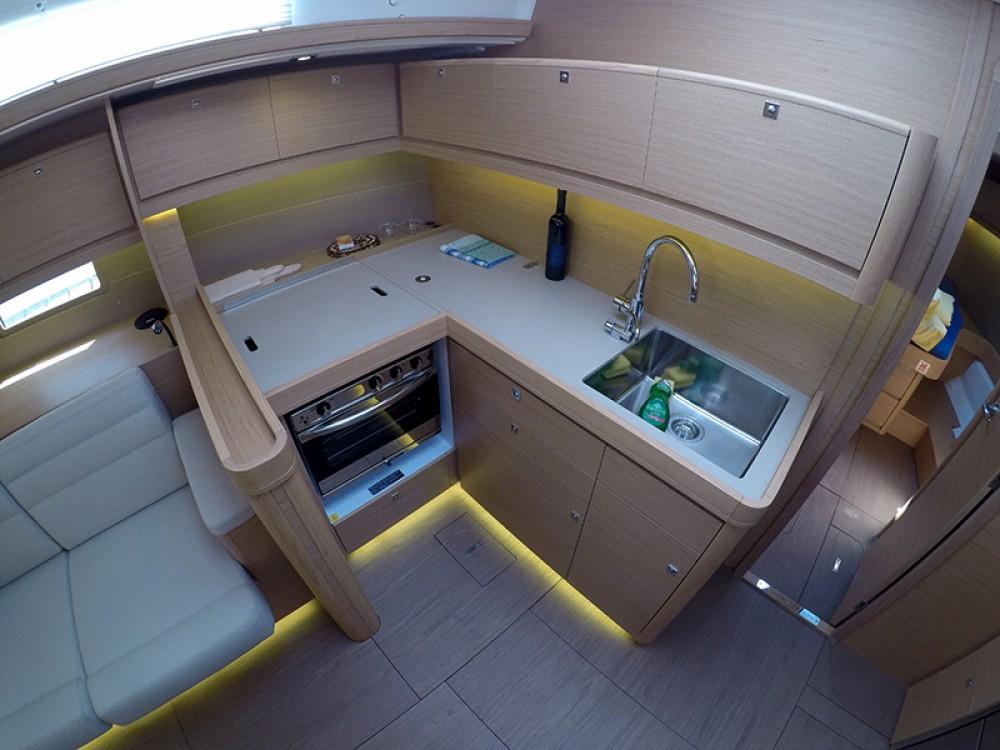 Boat rental Šibenik cheap Dufour 460 GL 3 cab