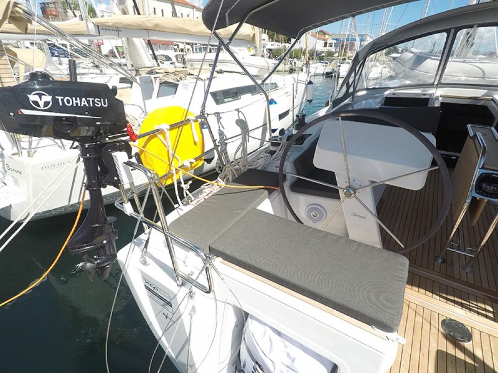 Rental yacht Sebenico - Hanse Hanse 458 on SamBoat