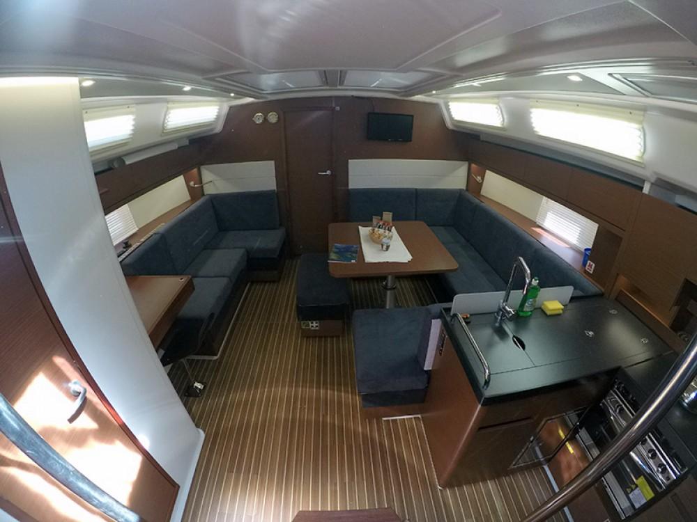Boat rental Sebenico cheap Hanse 458