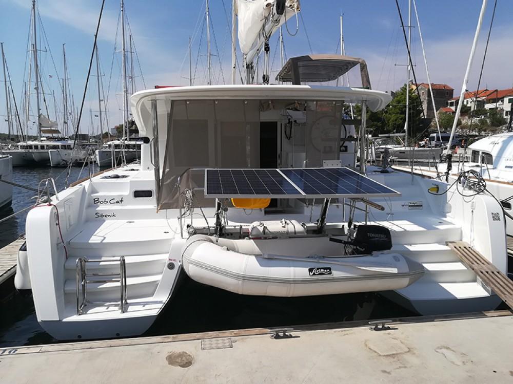Boat rental Šibenik cheap Lagoon 39 2016