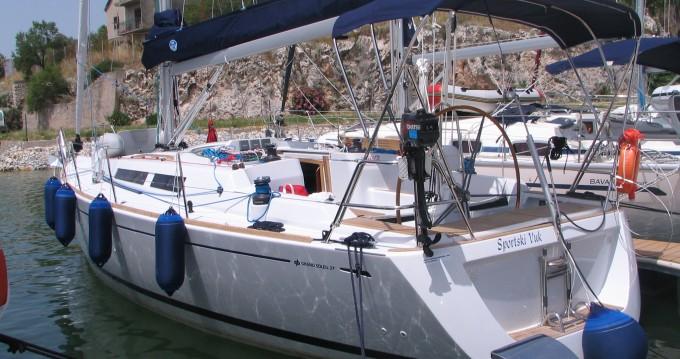 Boat rental Šibenik cheap Grand Soleil 37 R