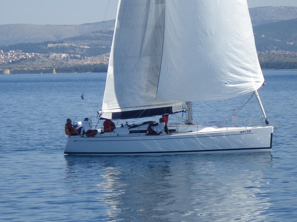 Rental Sailboat in Šibenik - Grand Soleil Grand Soleil 37 R