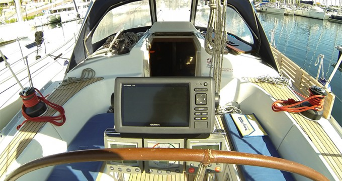 Boat rental Šibenik cheap Grand Soleil 43