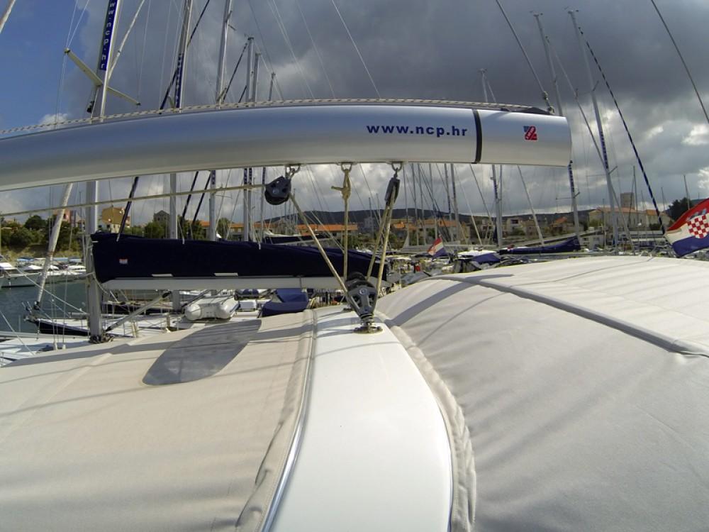 Boat rental  cheap Oceanis 50