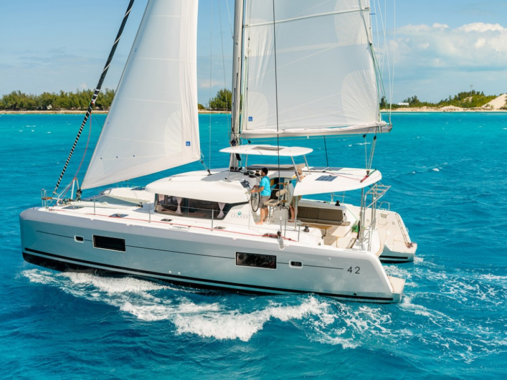 Boat rental Sebenico cheap Lagoon 42