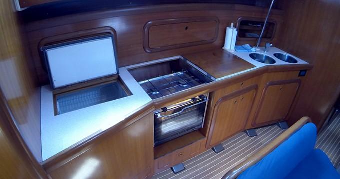 Boat rental Šibenik cheap Grand Soleil 46.3