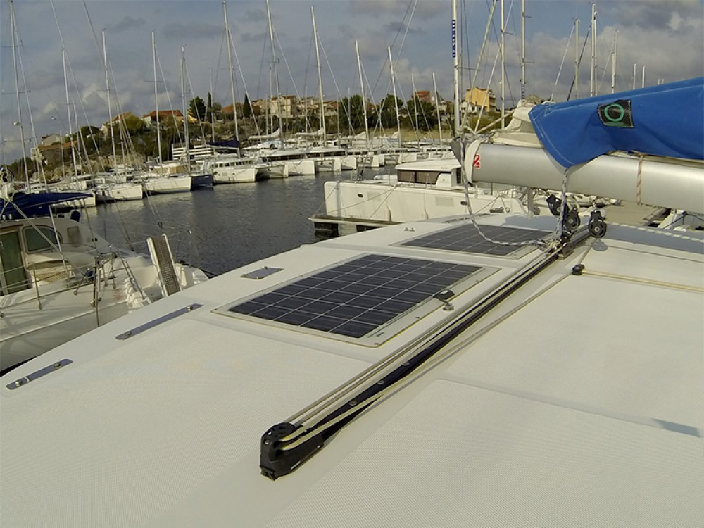 Rental yacht Šibenik - Leopard Leopard 38 on SamBoat