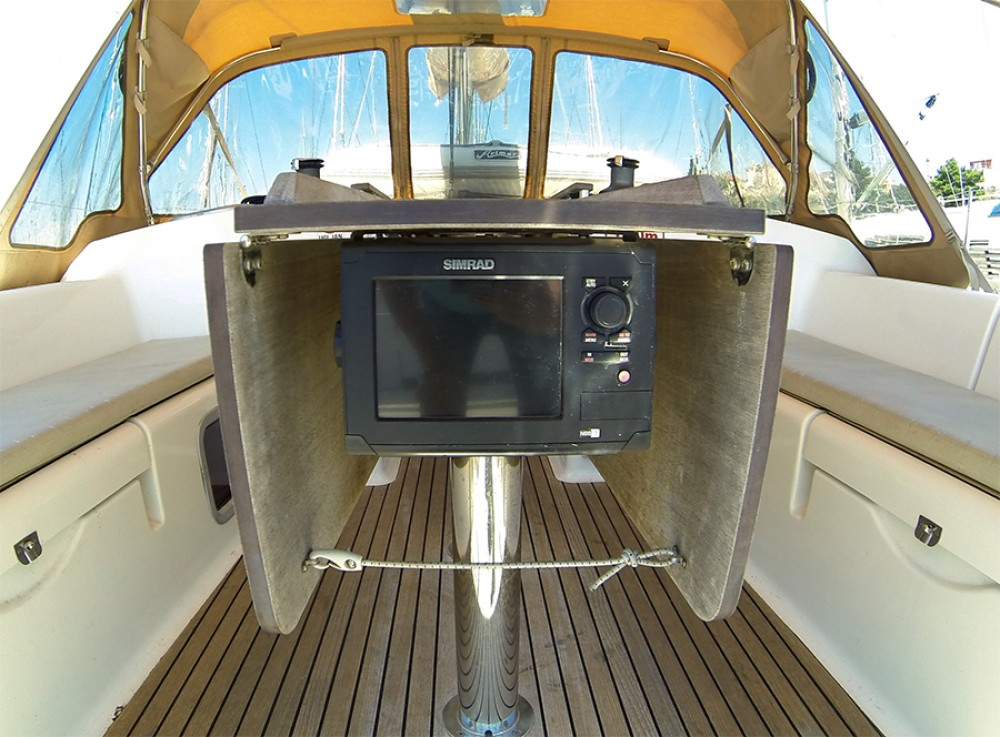 Boat rental Šibenik cheap Dufour 375 GL