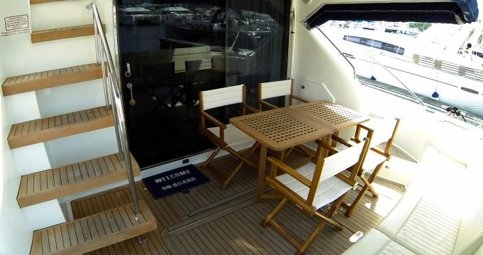 Rental yacht Šibenik - Fairline Fairline Phantom 50 on SamBoat