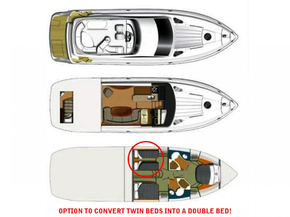 Fairline Fairline Phantom 50 between personal and professional