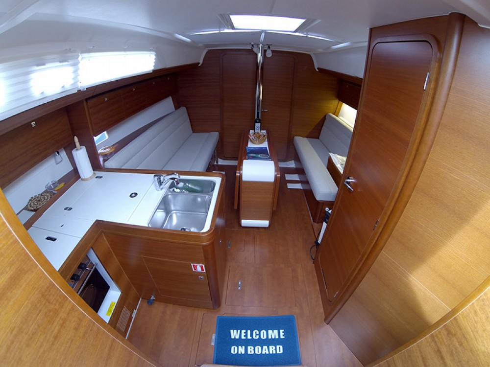 Rental Sailboat in  - Dufour Dufour 350 GL