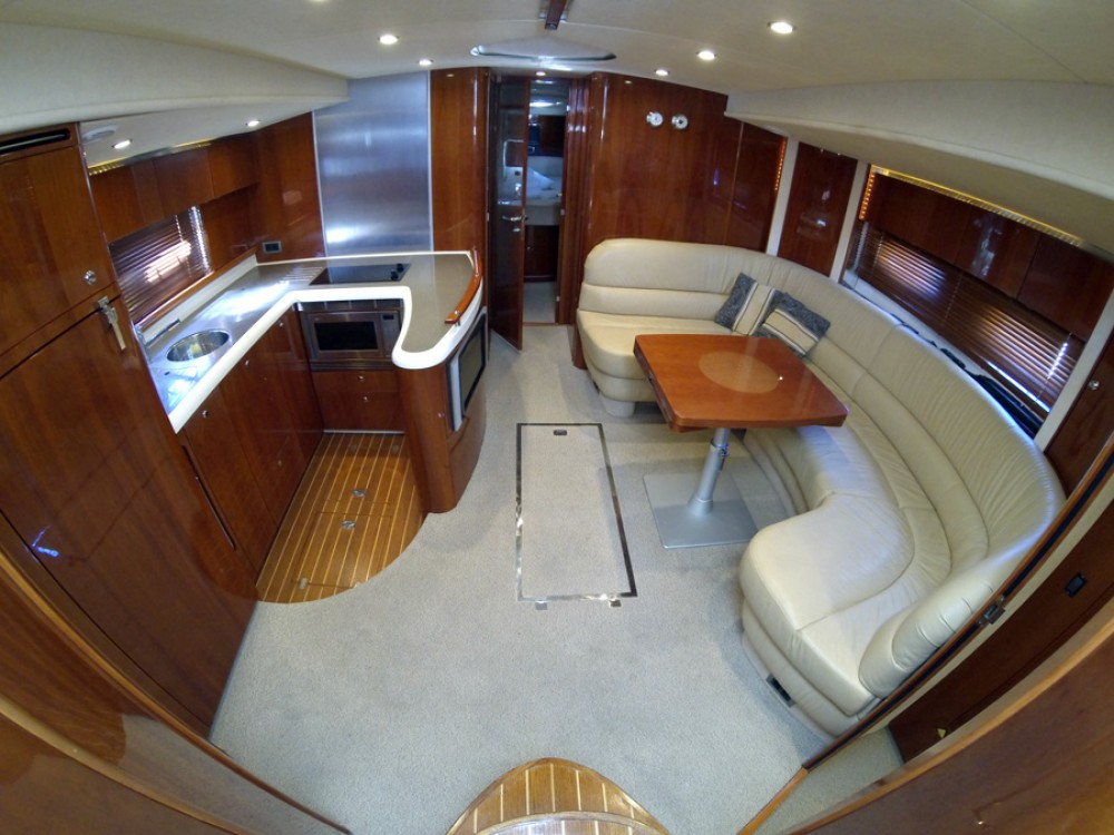 Rental yacht  - Fairline Fairline Targa 52 GT on SamBoat