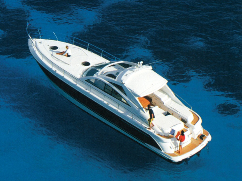 Rental Motorboat in  - Fairline Fairline Targa 52 GT