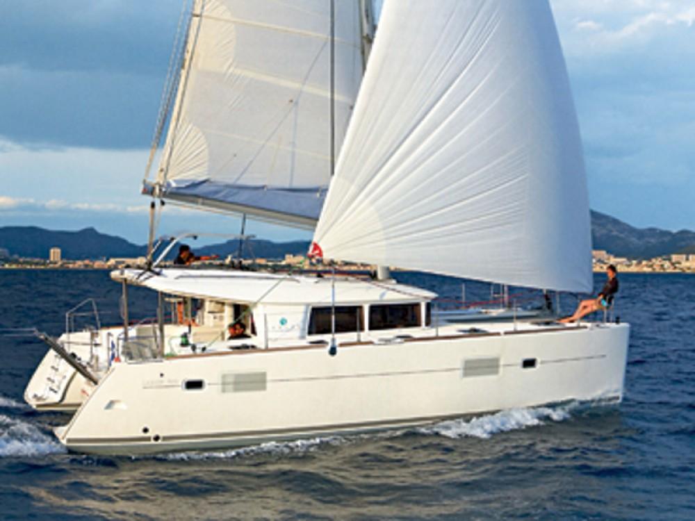 Boat rental Šibenik cheap Lagoon 400