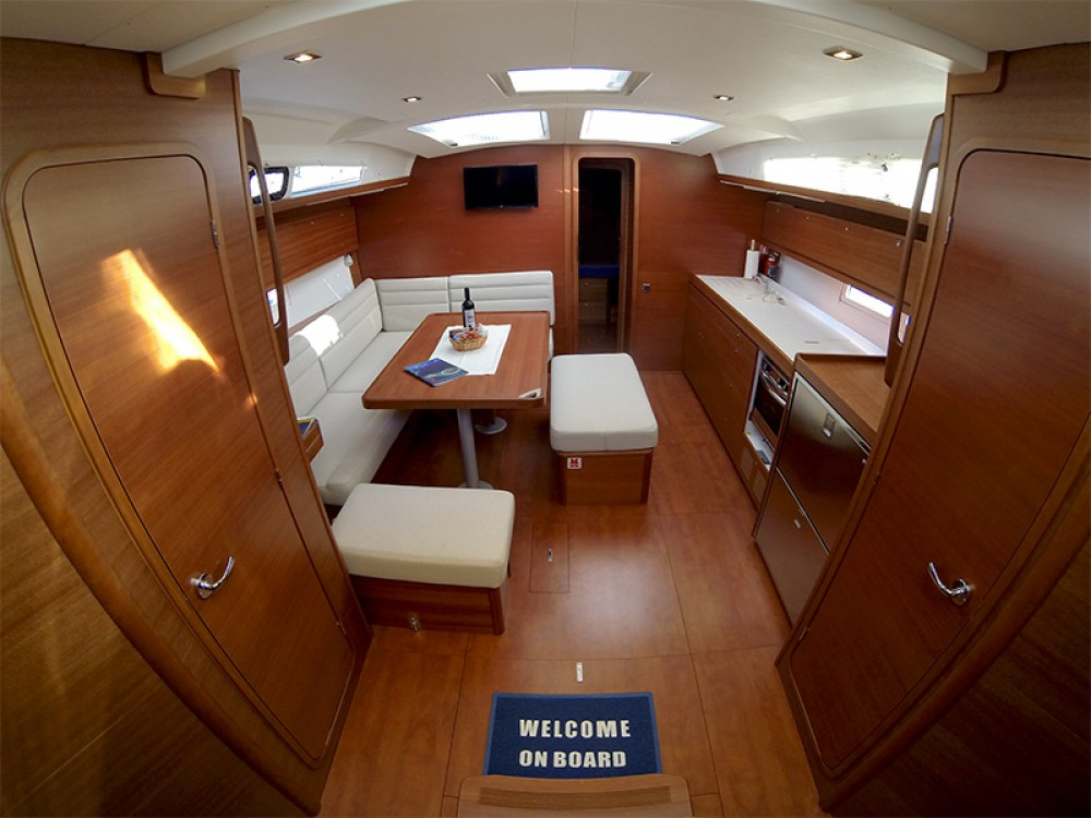 Rental yacht Šibenik - Dufour Dufour 460 4 cab on SamBoat