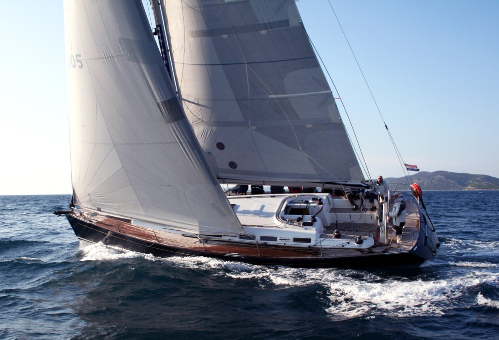 Rental Sailboat in  - Grand Soleil Grand Soleil 50