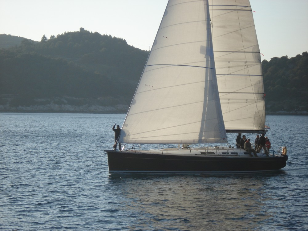 Boat rental Grand Soleil Grand Soleil 50 in  on Samboat