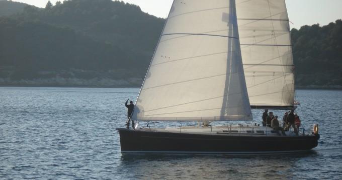 Rental Sailboat in Šibenik - Grand Soleil Grand Soleil 50