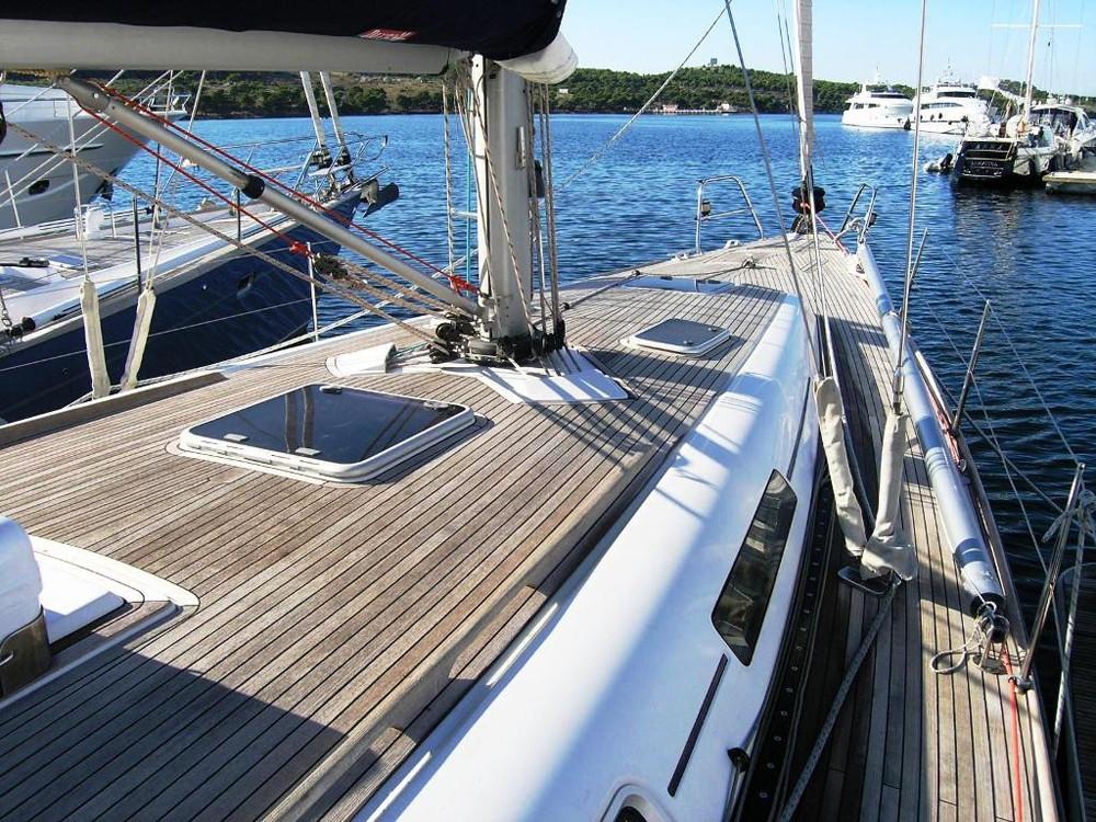 Boat rental  cheap Grand Soleil 50