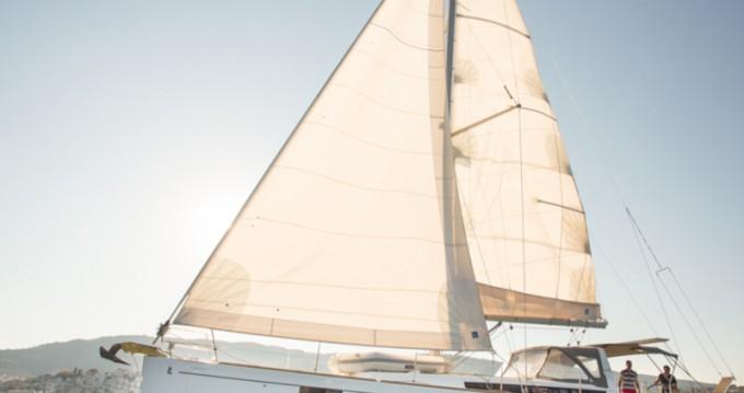 Rental yacht Skiathos - Bénéteau Oceanis 48 on SamBoat