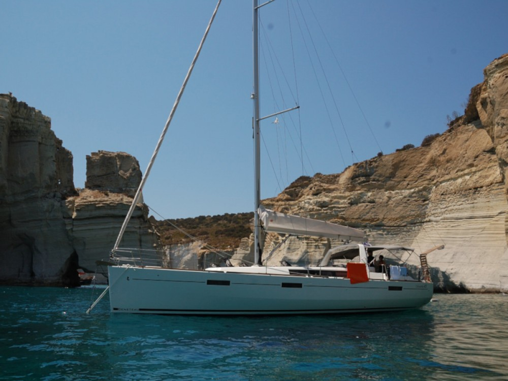 Rental yacht Skiathos - Bénéteau Oceanis 45 on SamBoat