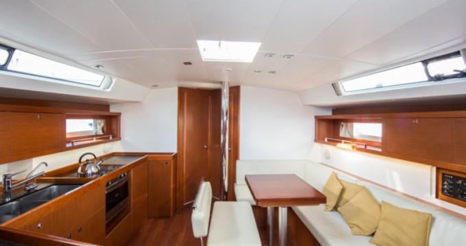 Rental yacht Skiathos - Bénéteau Oceanis 45 on SamBoat
