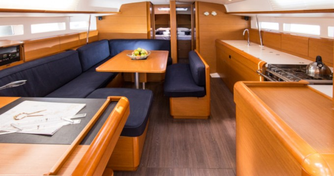Boat rental Skiathos cheap Sun Odyssey 519 (AC, Gen)