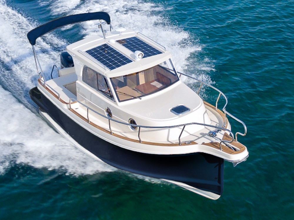 Hire Motorboat with or without skipper Leidi Pula